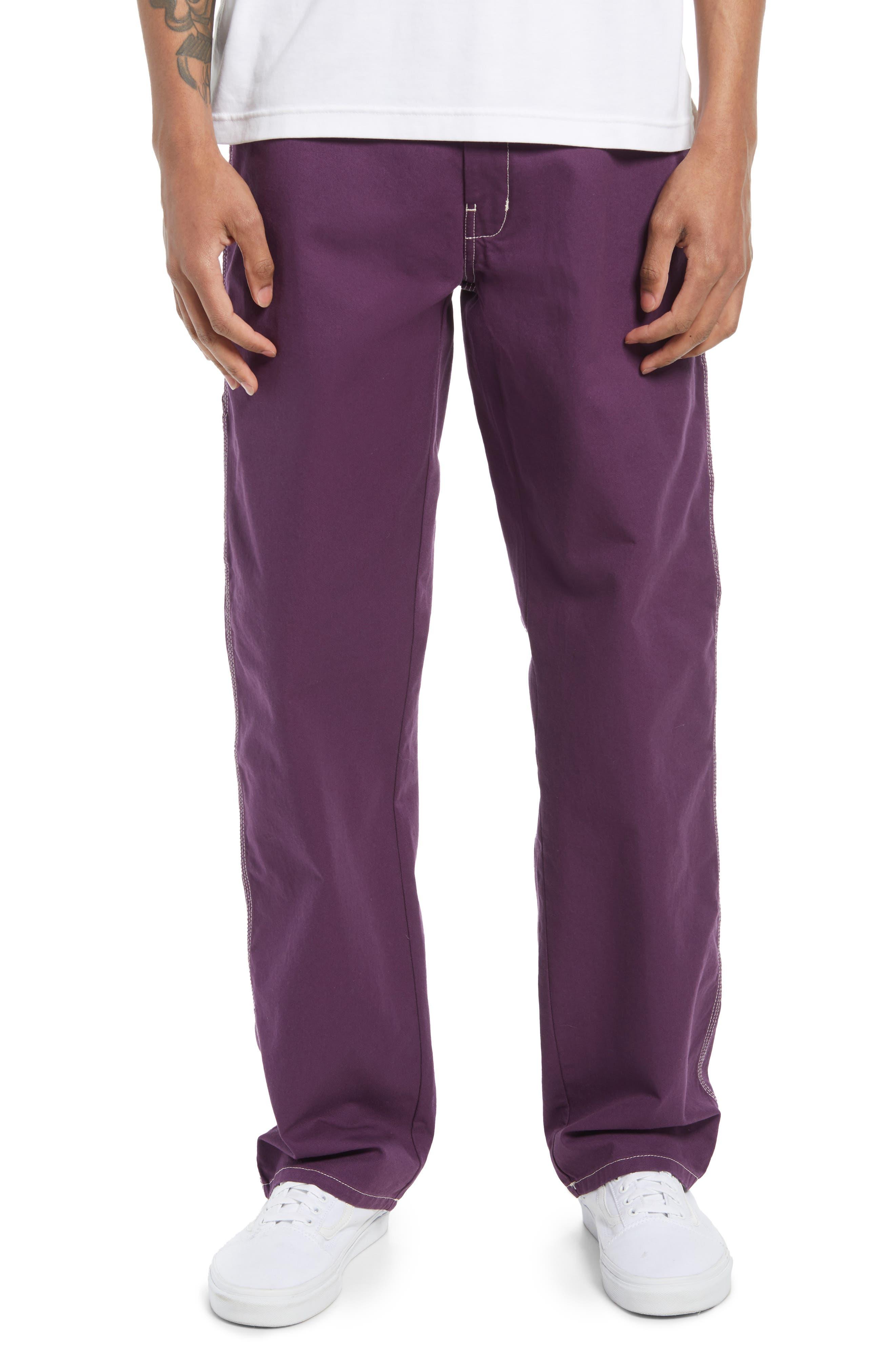 Twill Utility Pants