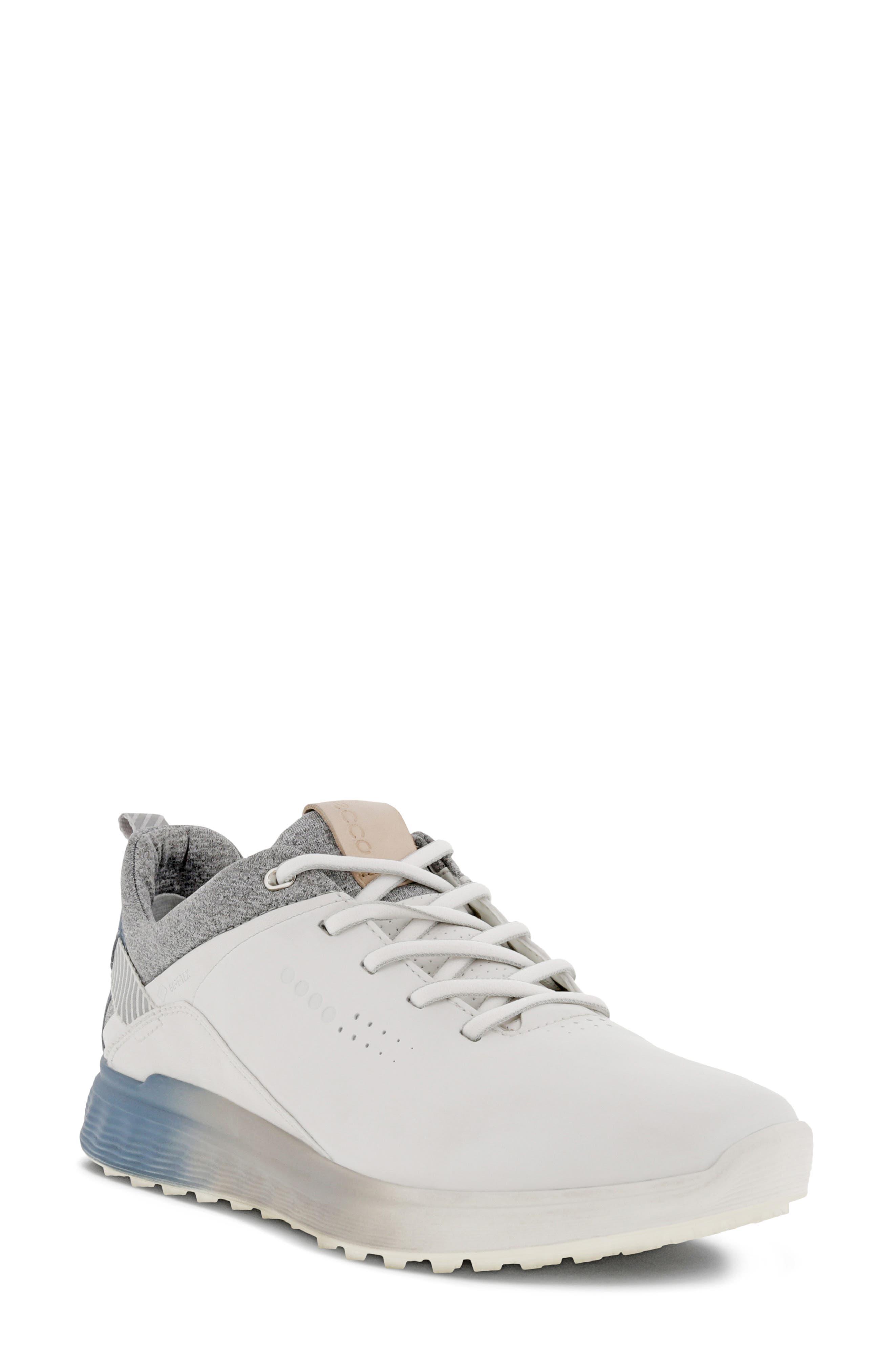 Women's Ecco S-Three Gore-Tex Waterproof Golf Shoe