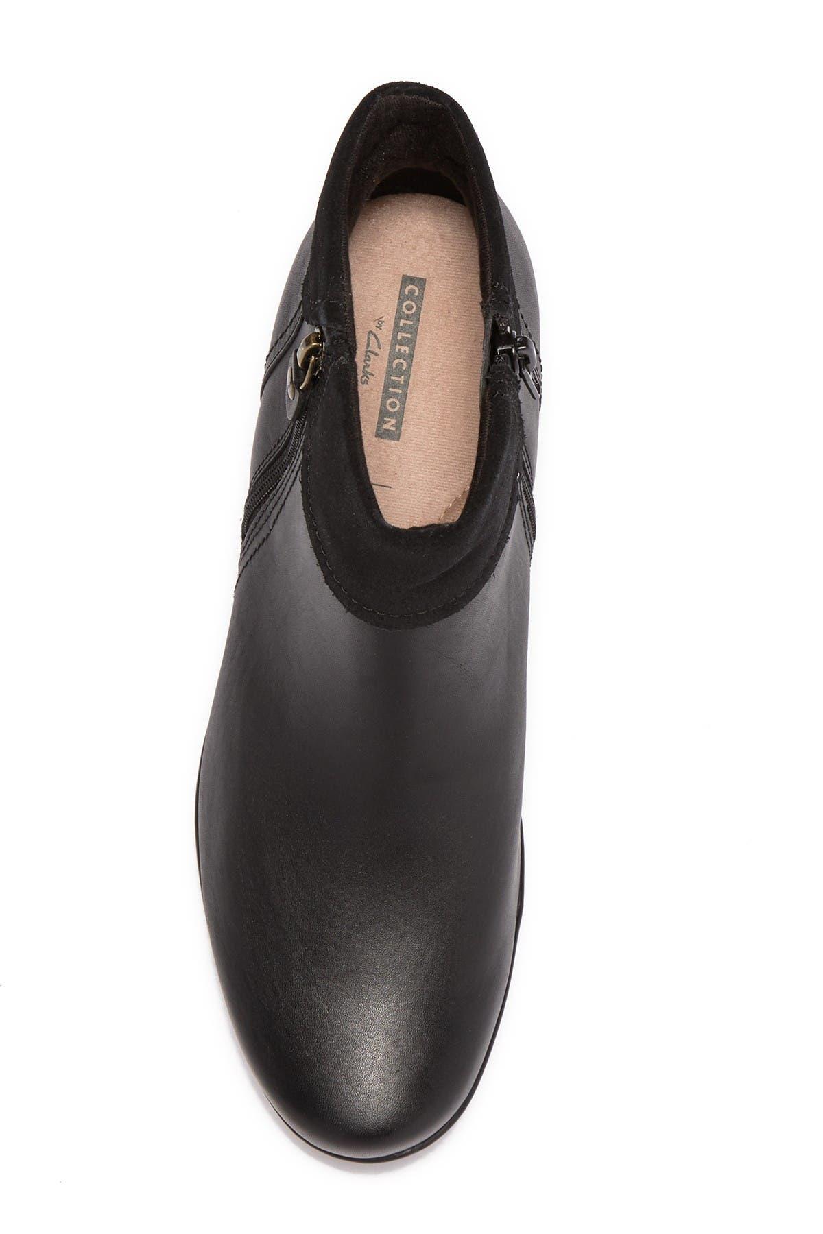 Clarks | Emslie Twist Leather Ankle