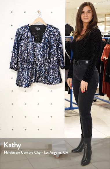 Sequin Twinset, sales video thumbnail