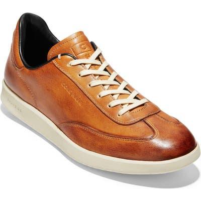 Cole Haan Grandpro Turf Sneaker- Brown