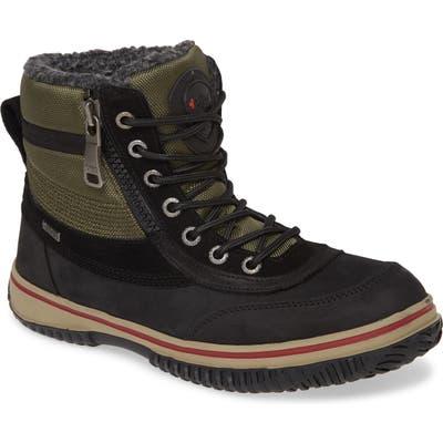 Pajar Gearson Waterproof Boot, Black