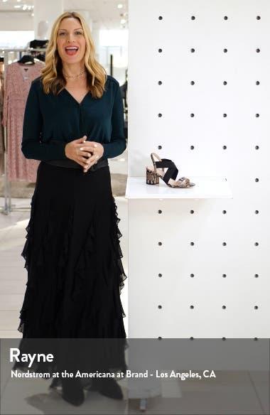 Aniston Sandal, sales video thumbnail