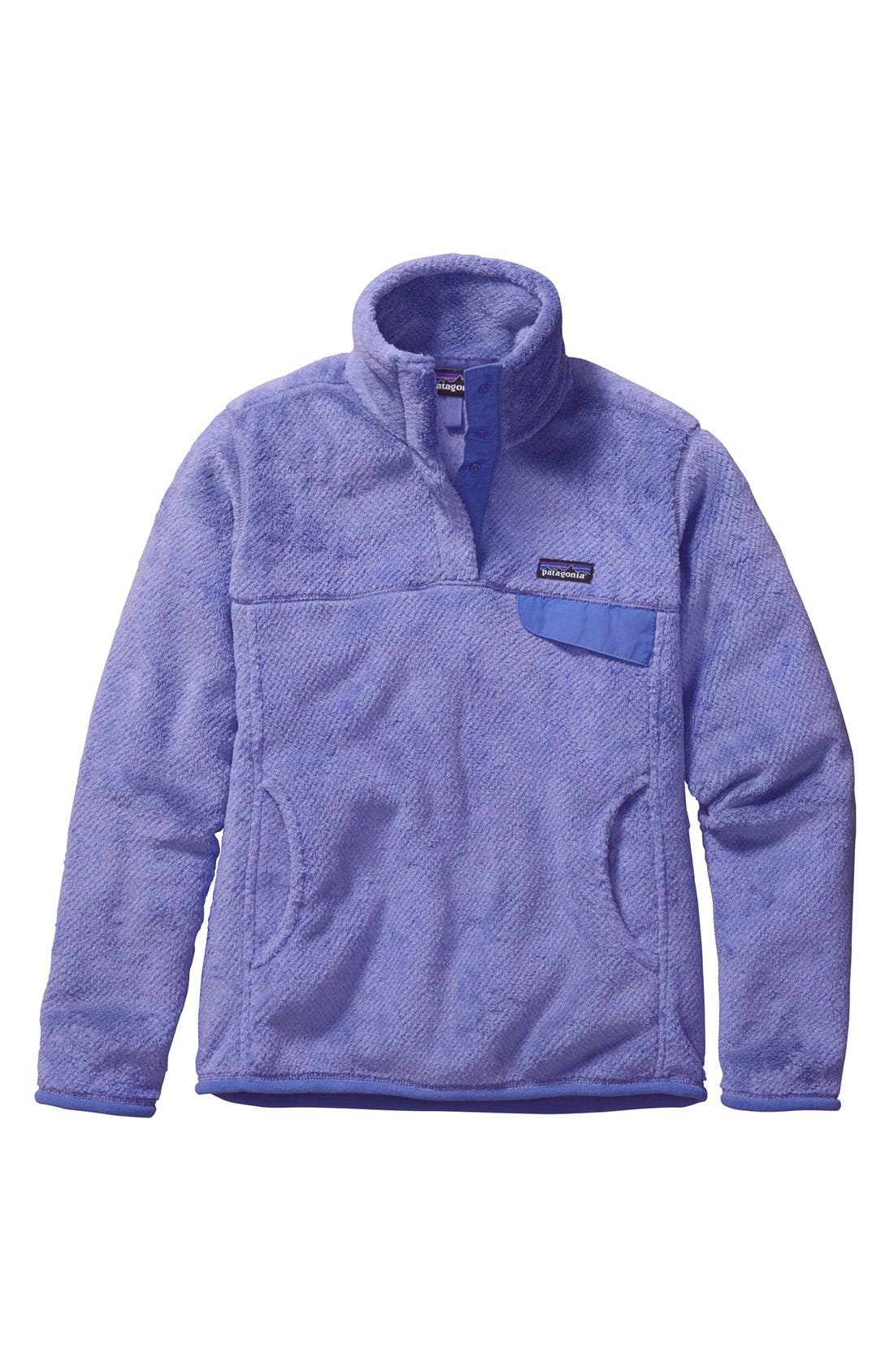 ,                             Re-Tool Snap-T<sup>®</sup> Fleece Pullover,                             Alternate thumbnail 162, color,                             502