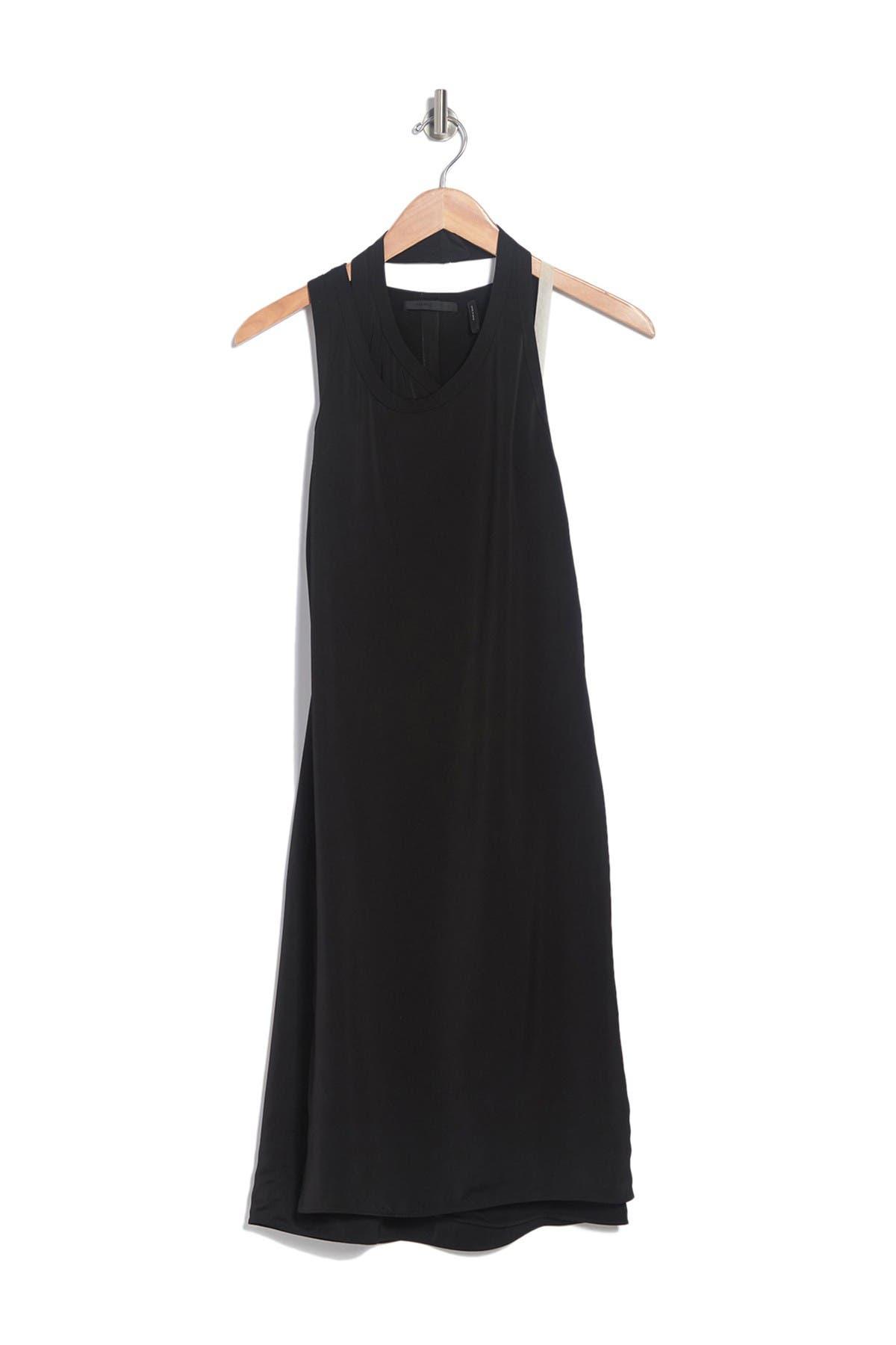 Image of Helmut Lang Double Tank Dress