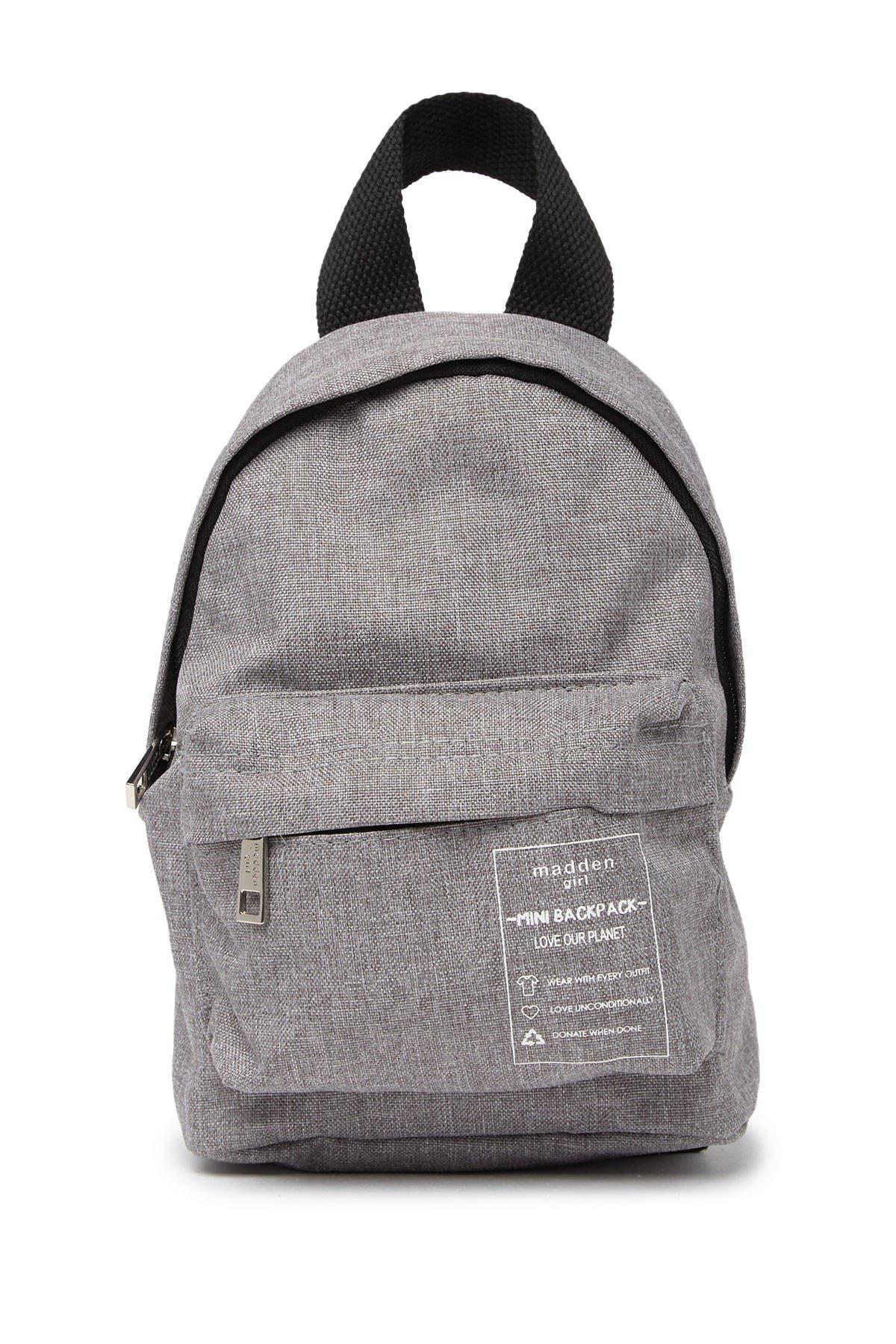 Madden Girl | Recycled Mini Backpack