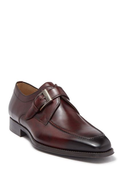 Image of Magnanni Mauricios Monk Strap Loafer - Wide Width Available
