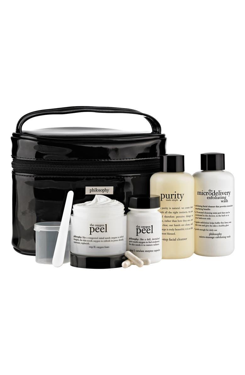 PHILOSOPHY 'best face forward' skincare set, Main, color, 100