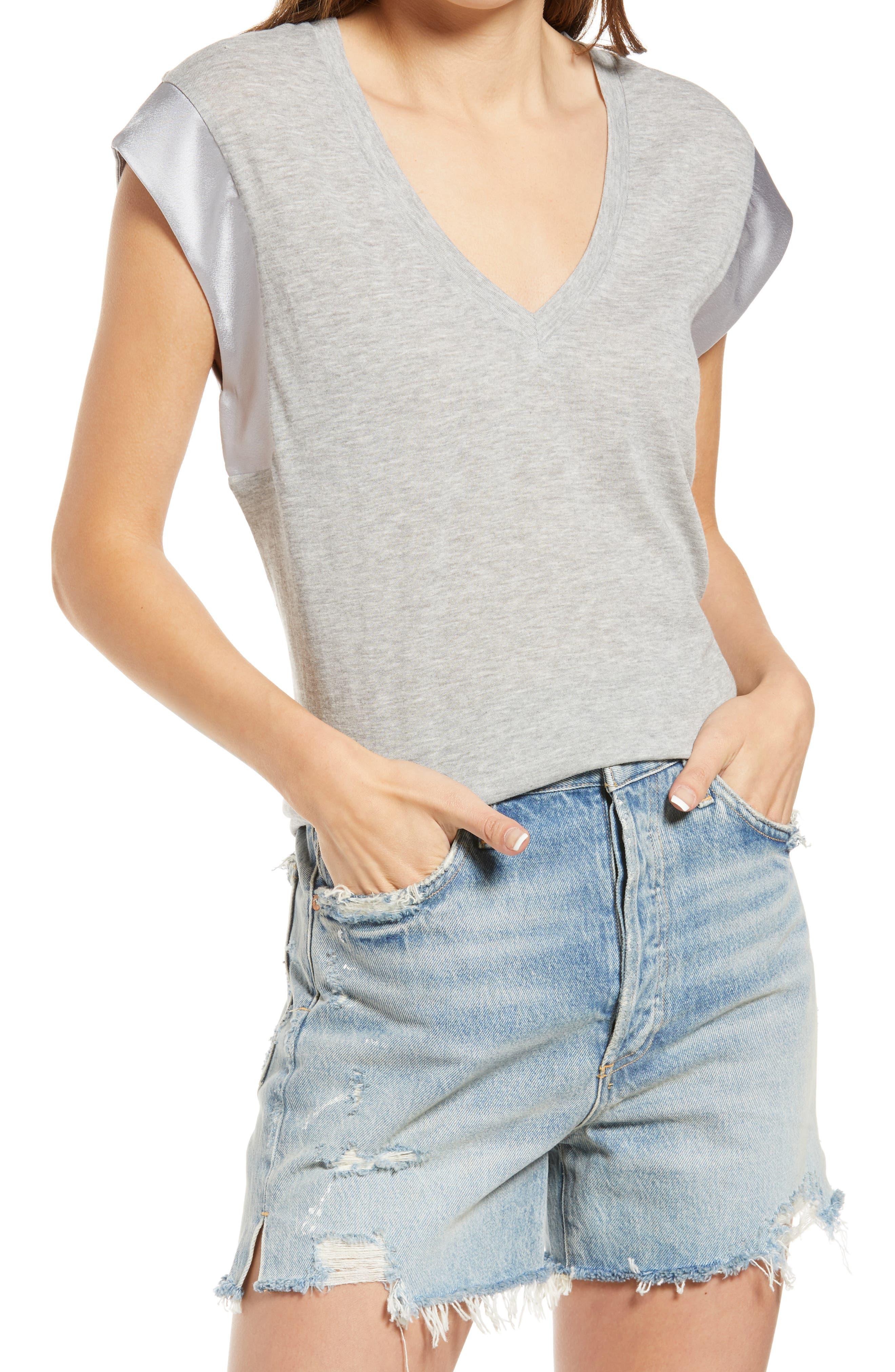 Aurora V-Neck T-Shirt
