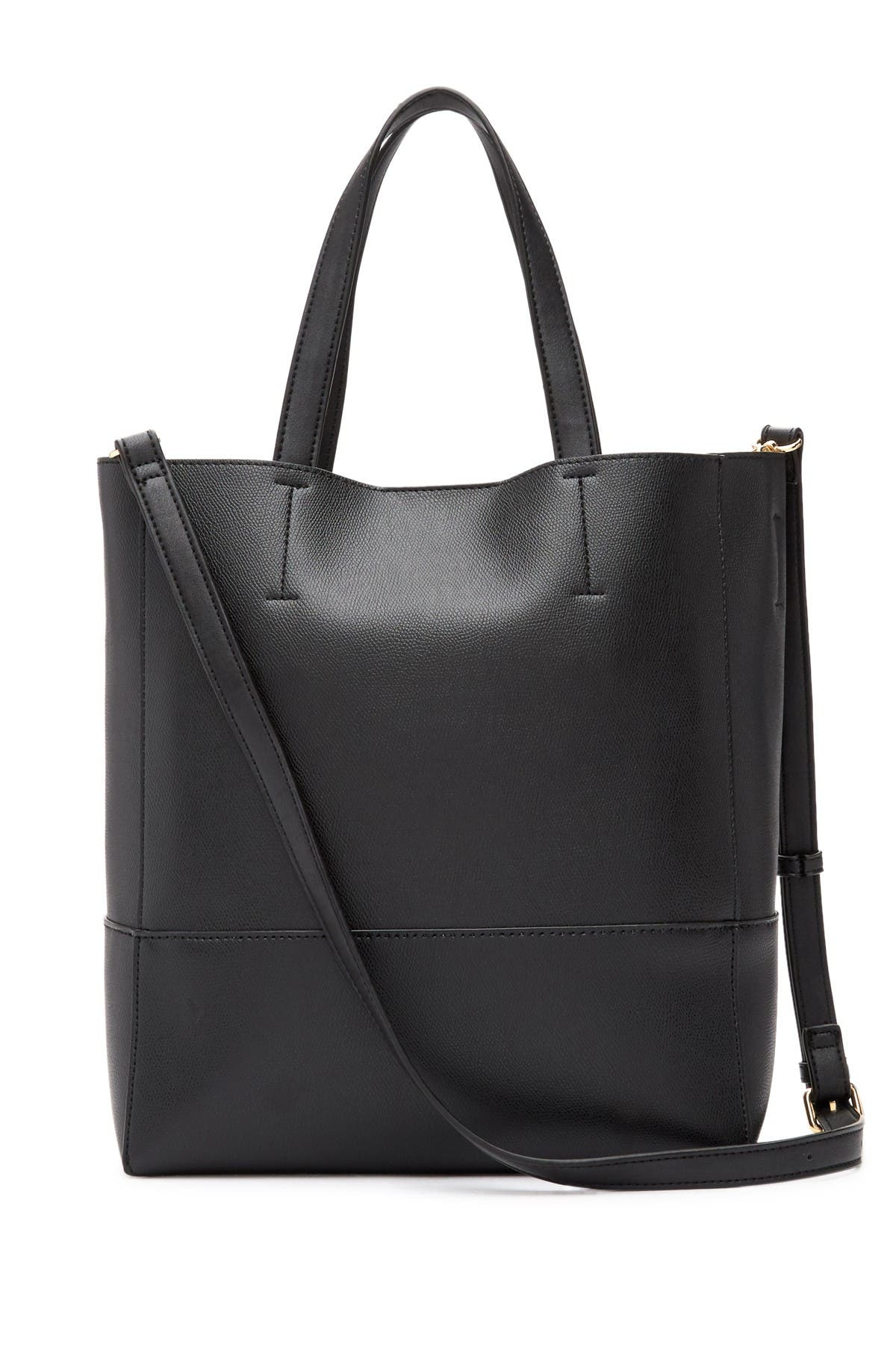Image of Urban Expressions Marlin Vegan Leather Tote