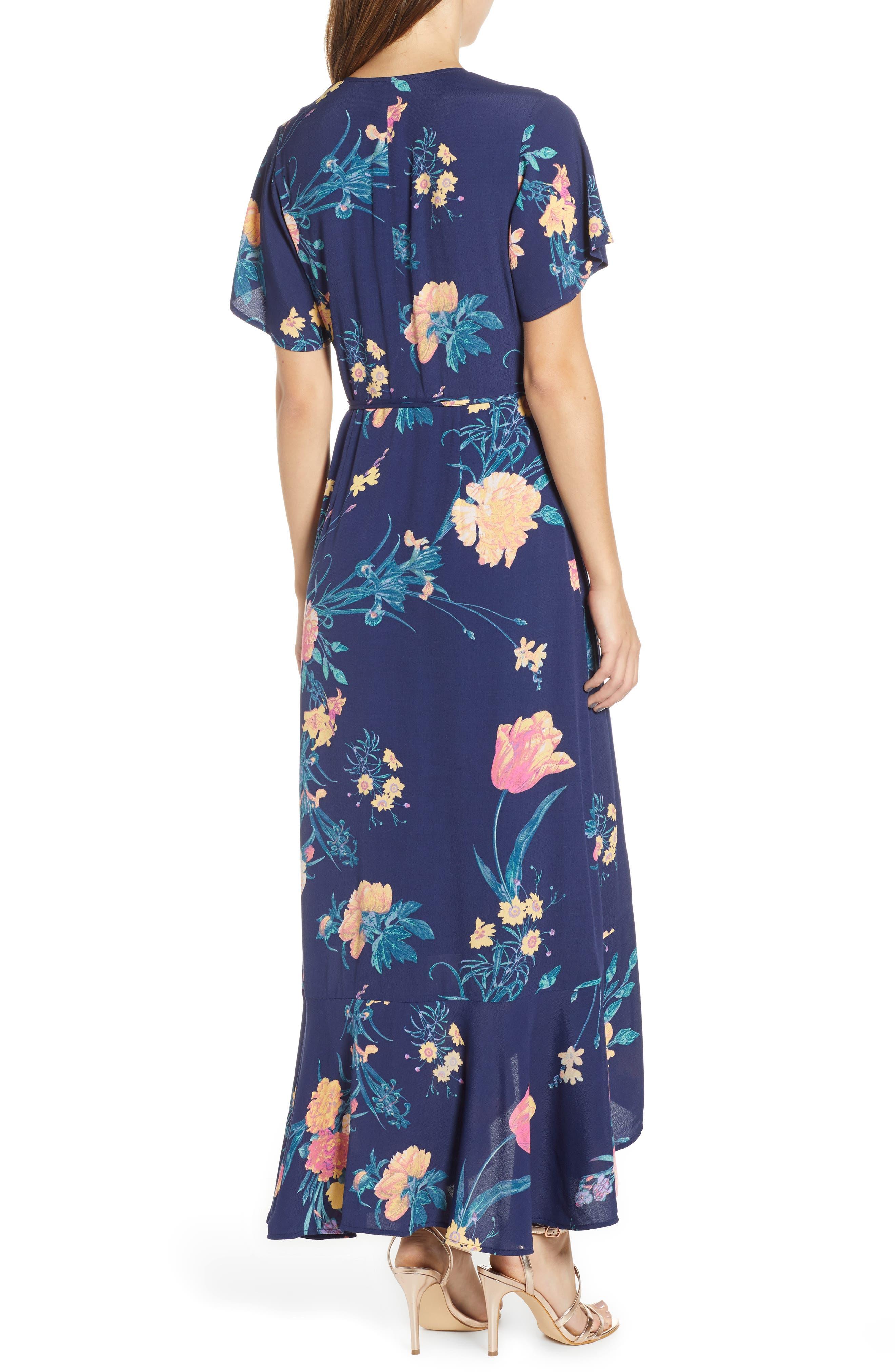 ,                             Long Languid Dress,                             Alternate thumbnail 2, color,                             410