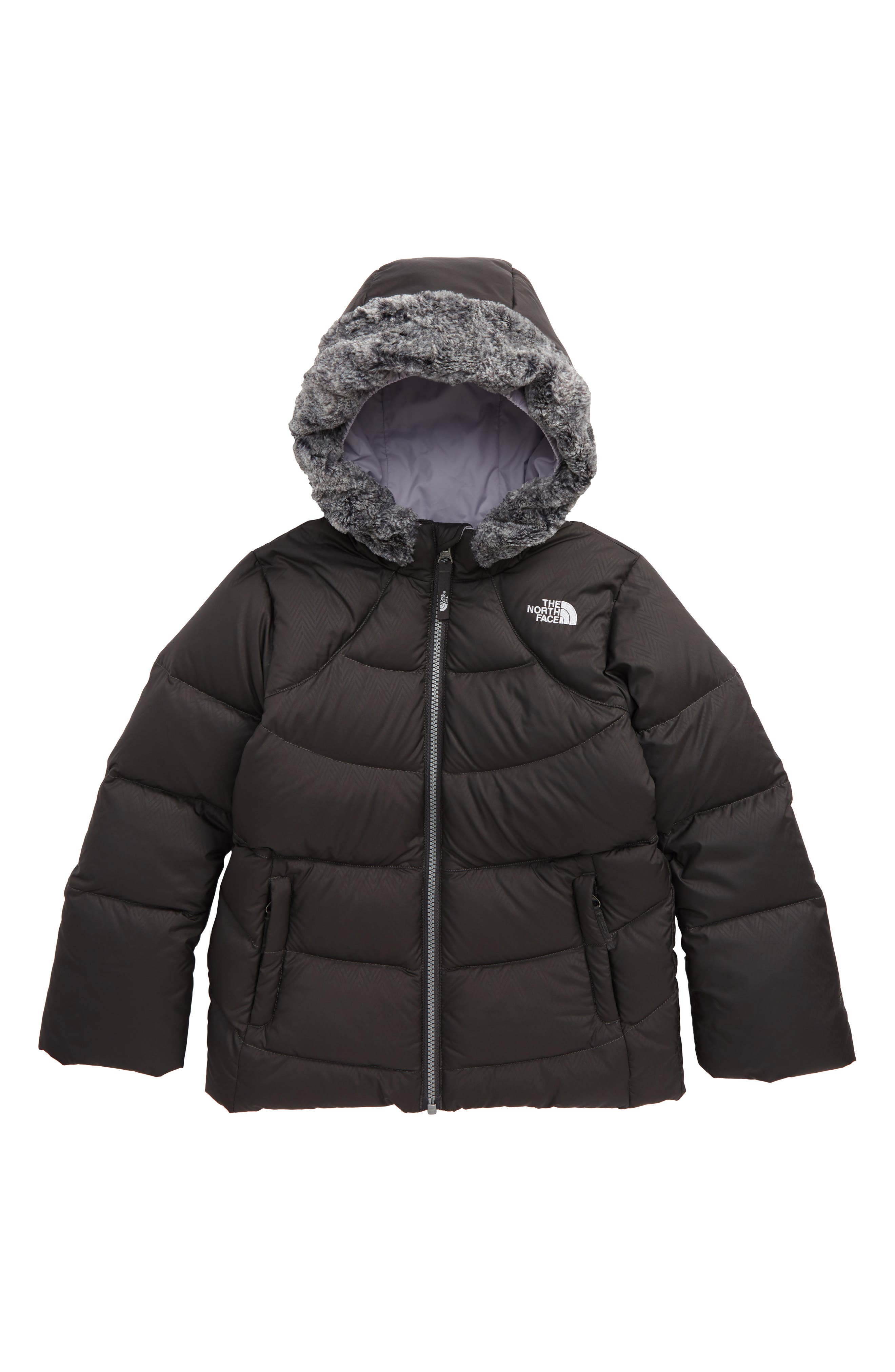 Image of The North Face Todd Faux Fur Polar Down Parka