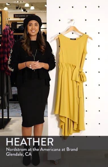 Asymmetrical High/Low Dress, sales video thumbnail