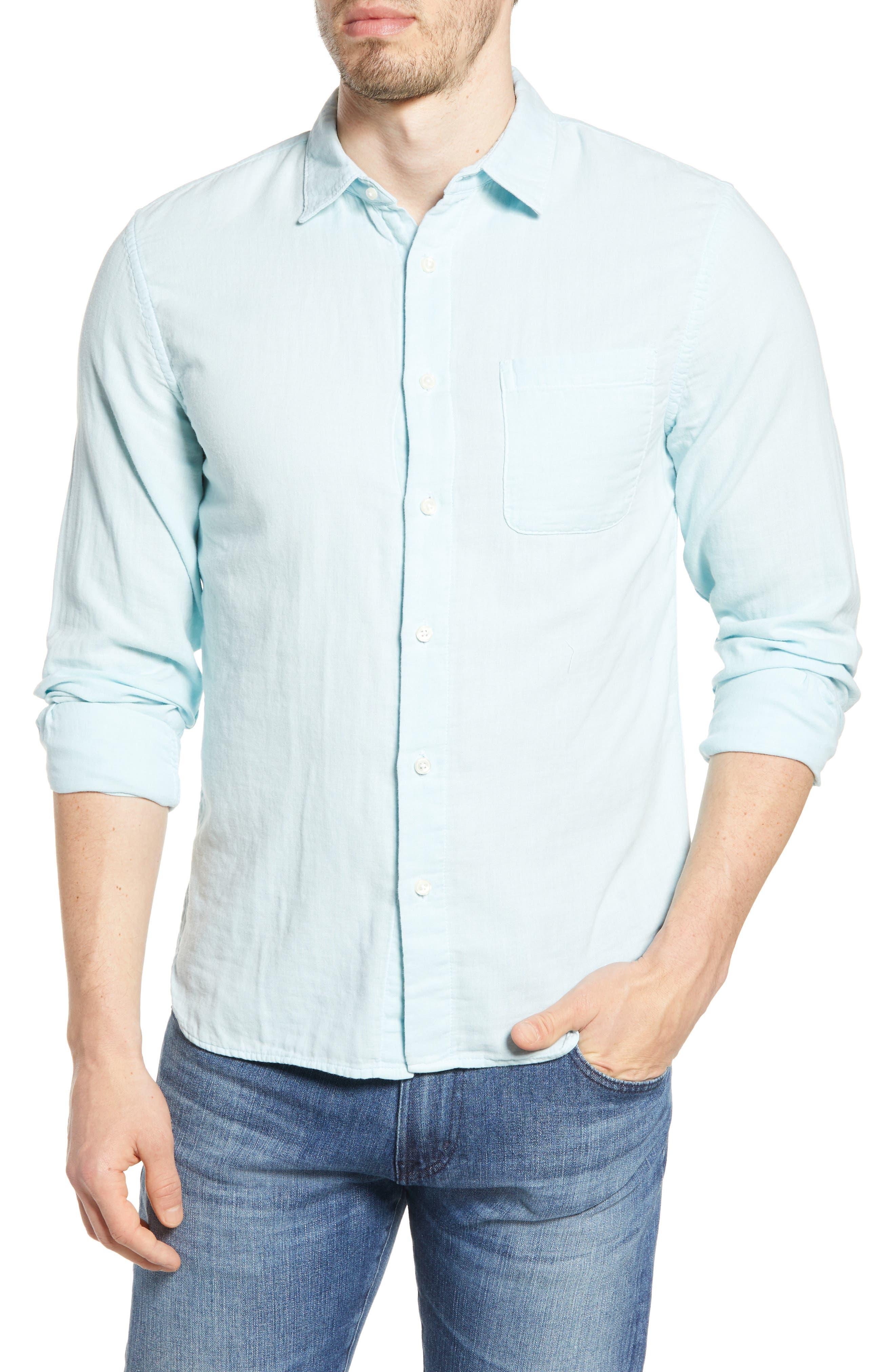The Ripper Button-Up Organic Cotton Gauze Shirt