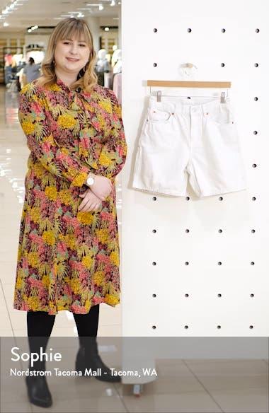 Straight Leg Denim Shorts, sales video thumbnail
