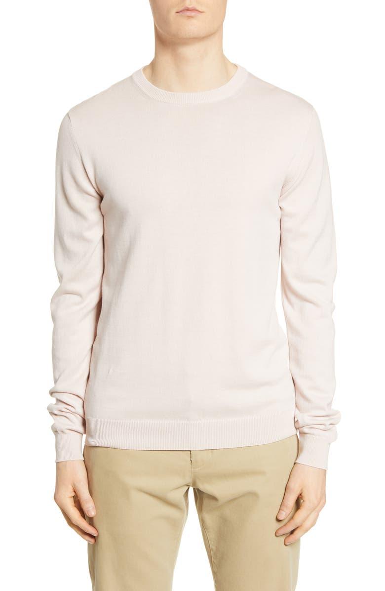 OFFICINE GÉNÉRALE Neils Crewneck Sweater, Main, color, 660
