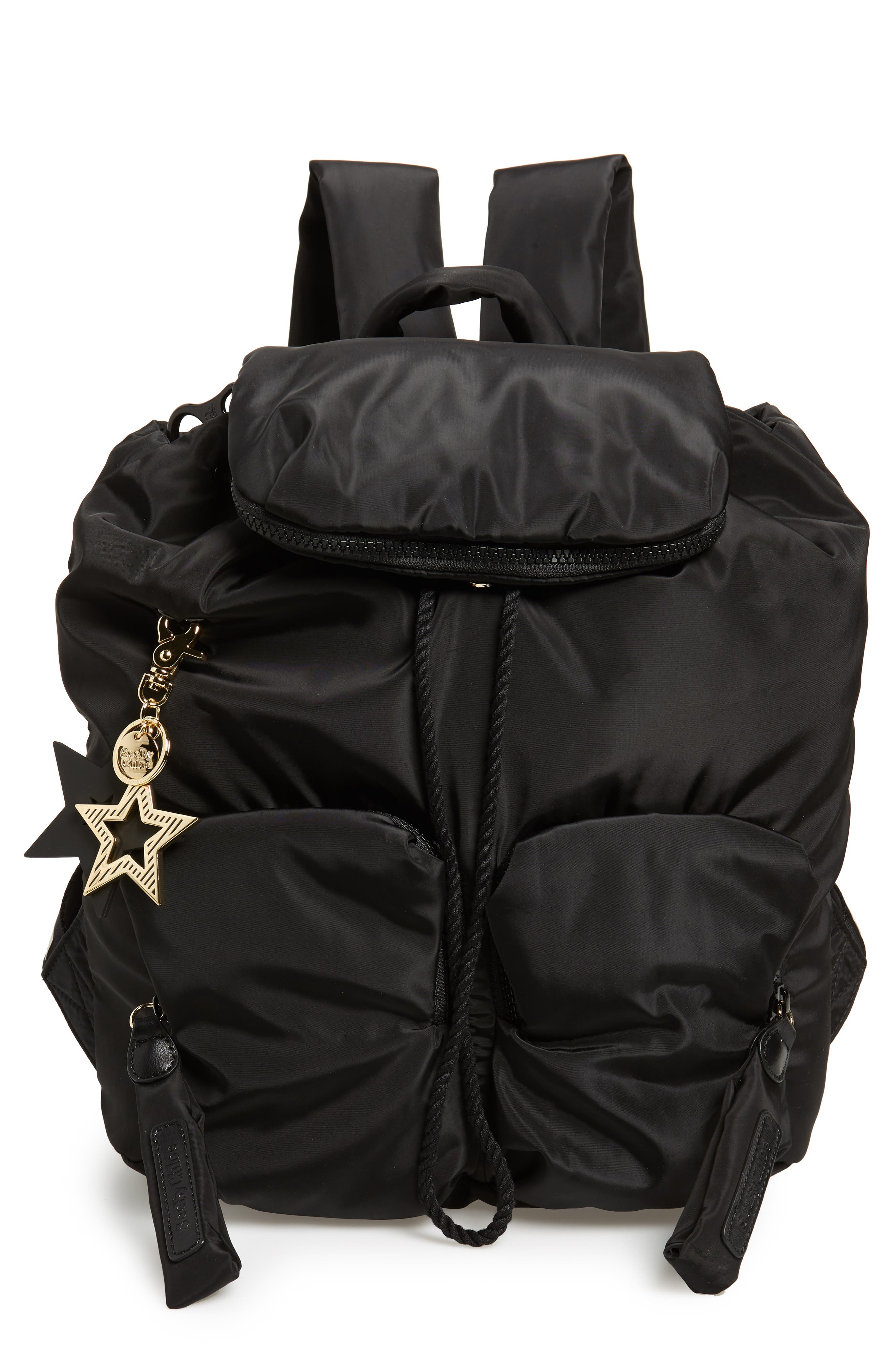 See By Chloe Joyrider Backpack - Black
