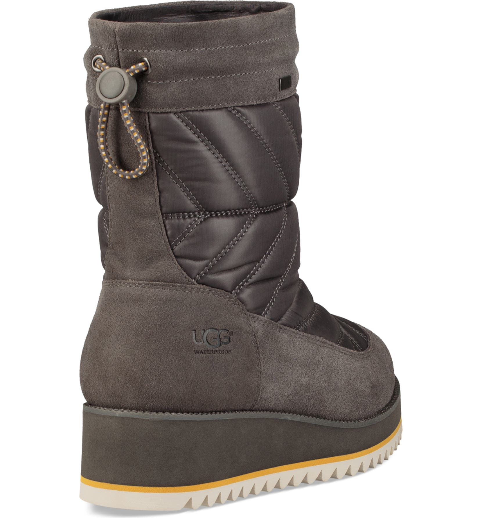 8e577585ee7 Beck Waterproof Quilted Boot