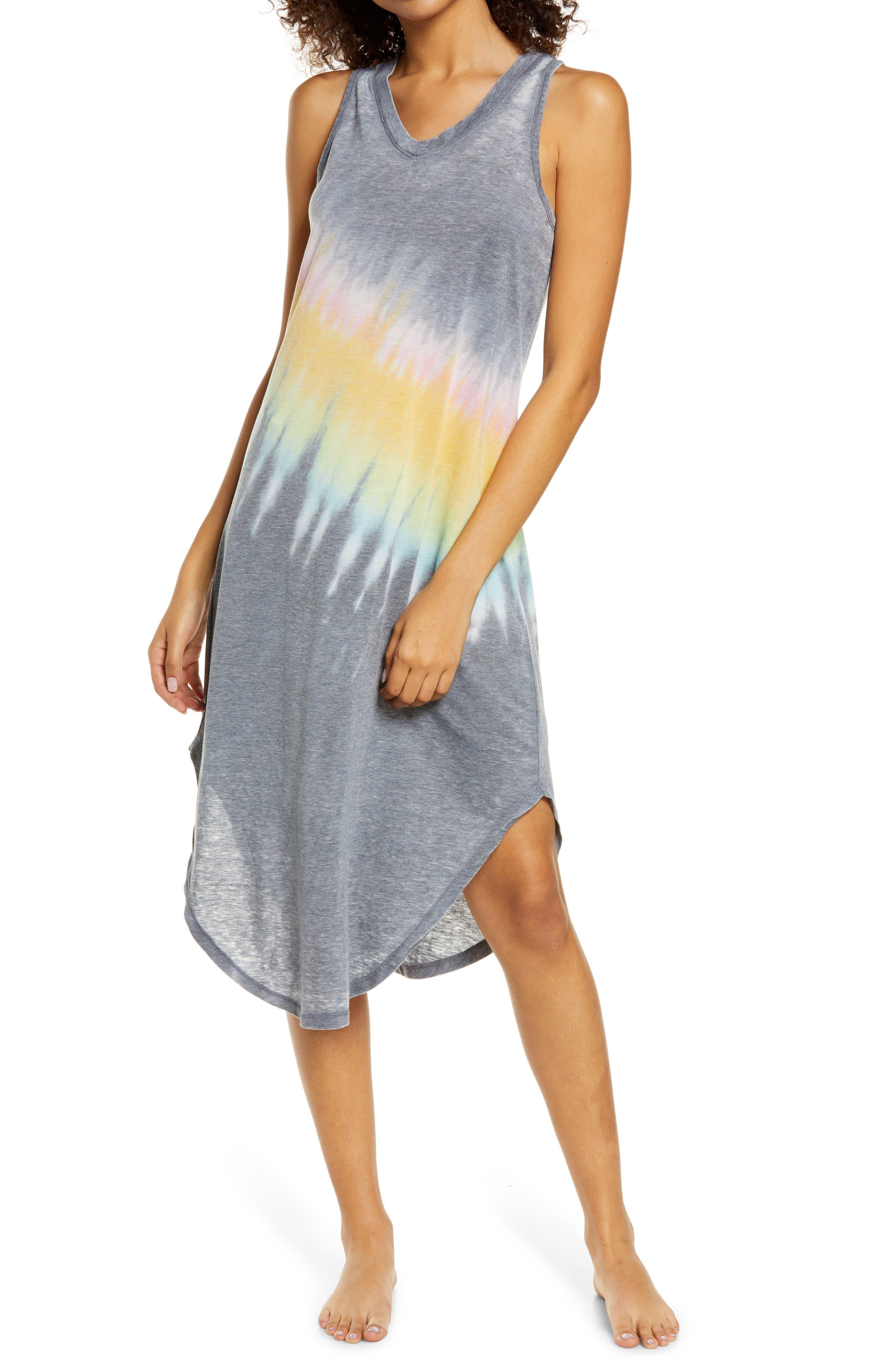 Tie Dye Nightgown