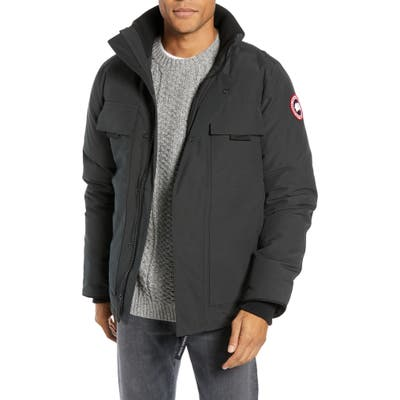 Canada Goose Forester Slim Fit Jacket, Black