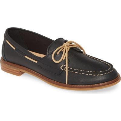 Sperry Seaport Loafer, Black