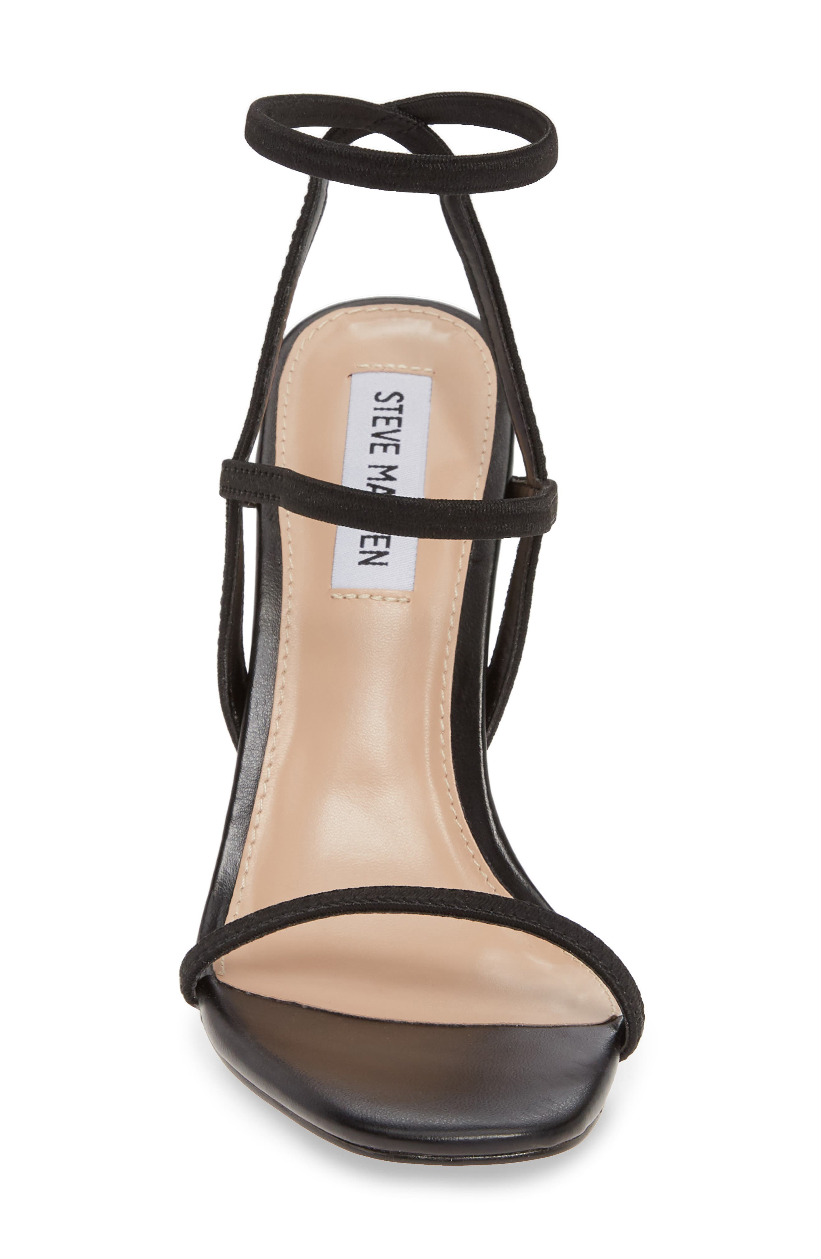 ,                             Nectur Sandal,                             Alternate thumbnail 4, color,                             BLACK