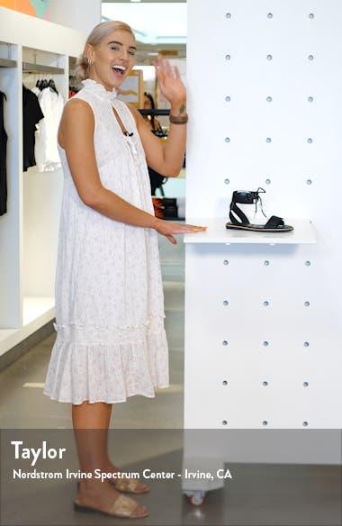 Ella Ankle Cuff Sandal, sales video thumbnail