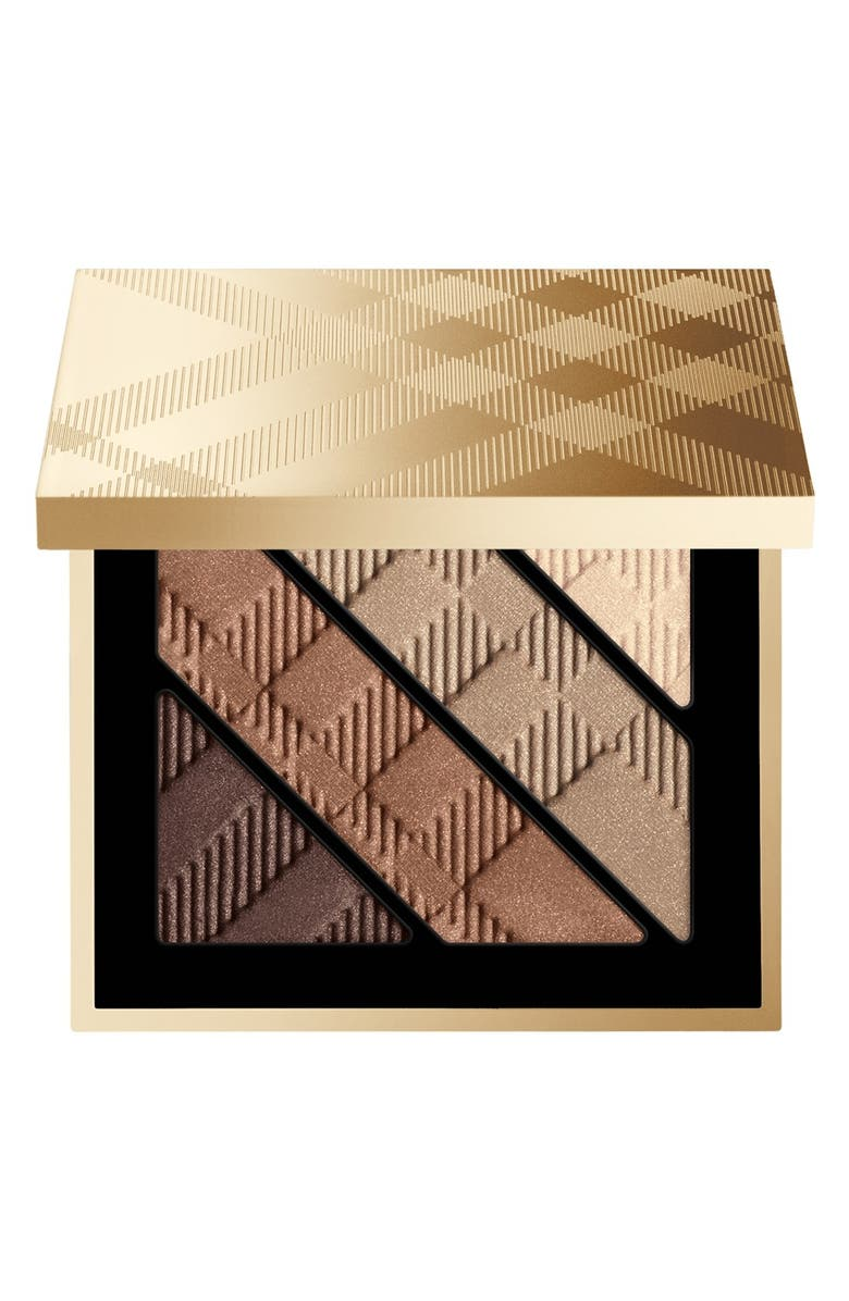 BURBERRY BEAUTY 'Gold' Complete Eye Palette, Main, color, 710