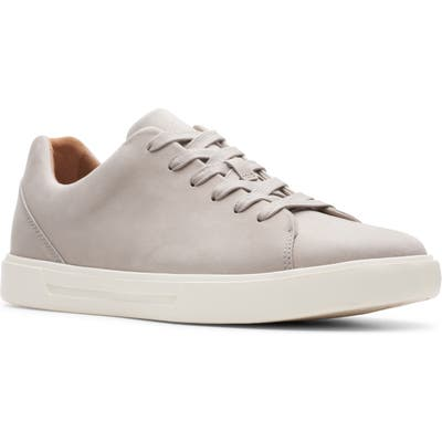 Clarks Un Costa Lace Up Sneaker, Grey