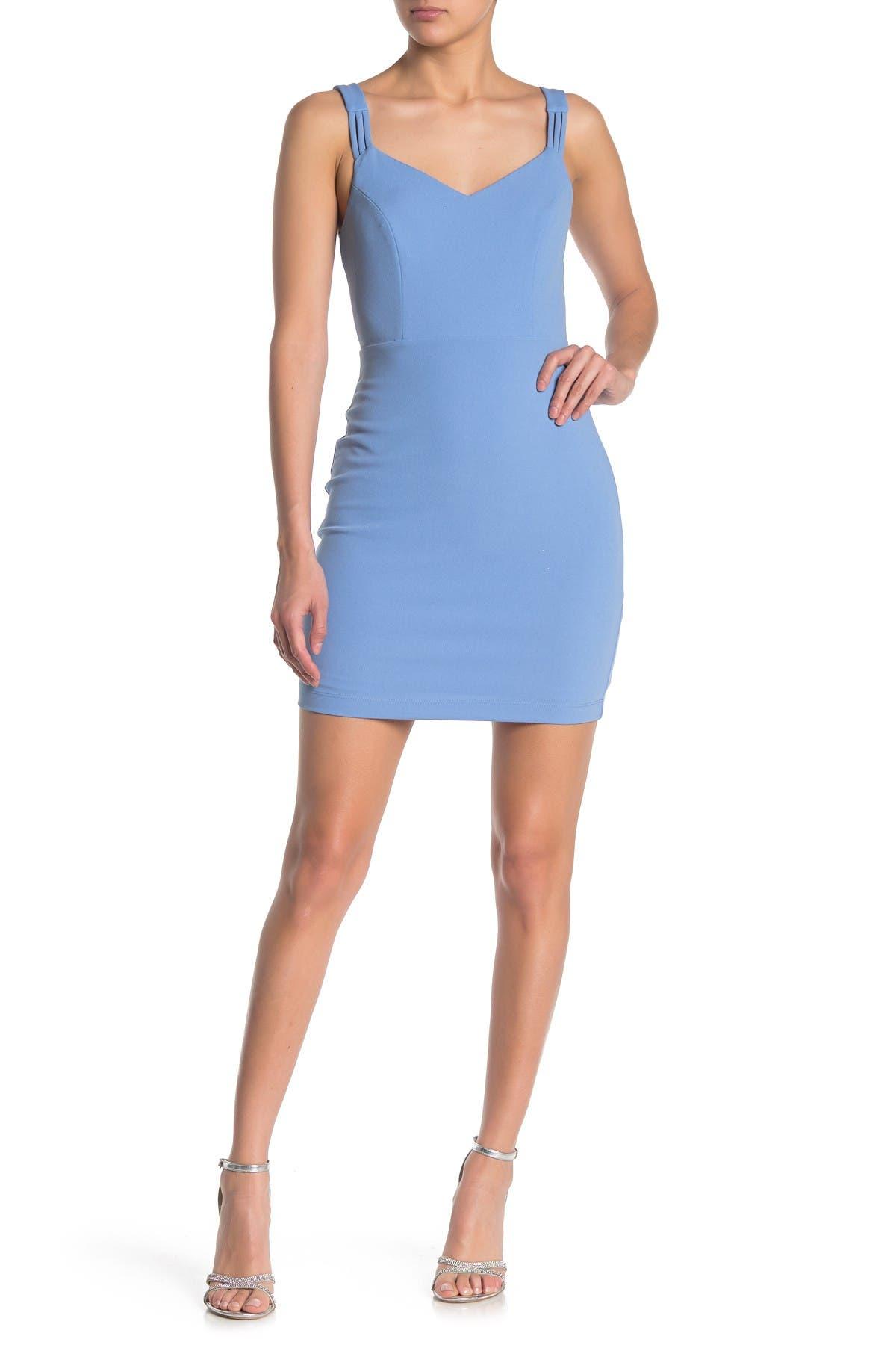 Image of JUMP Scuba Crepe Dress