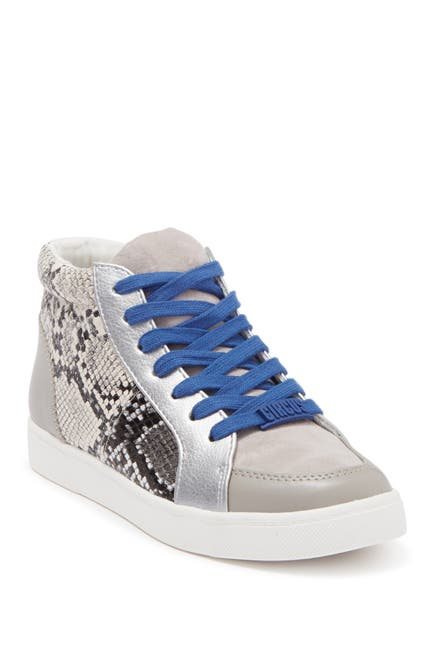 Image of Sam Edelman Chuck Snake Print Sneaker