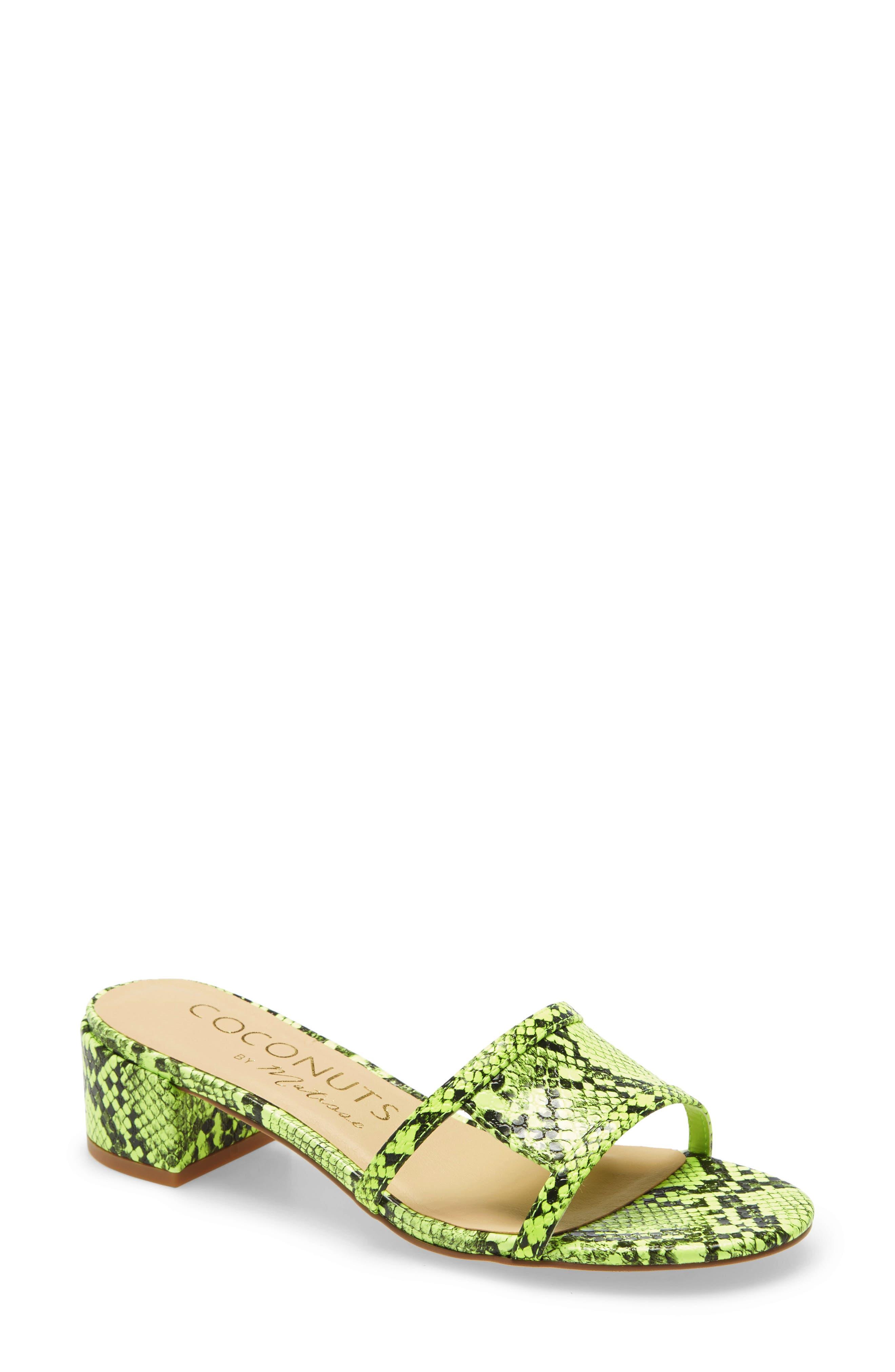 Luau Slide Sandal