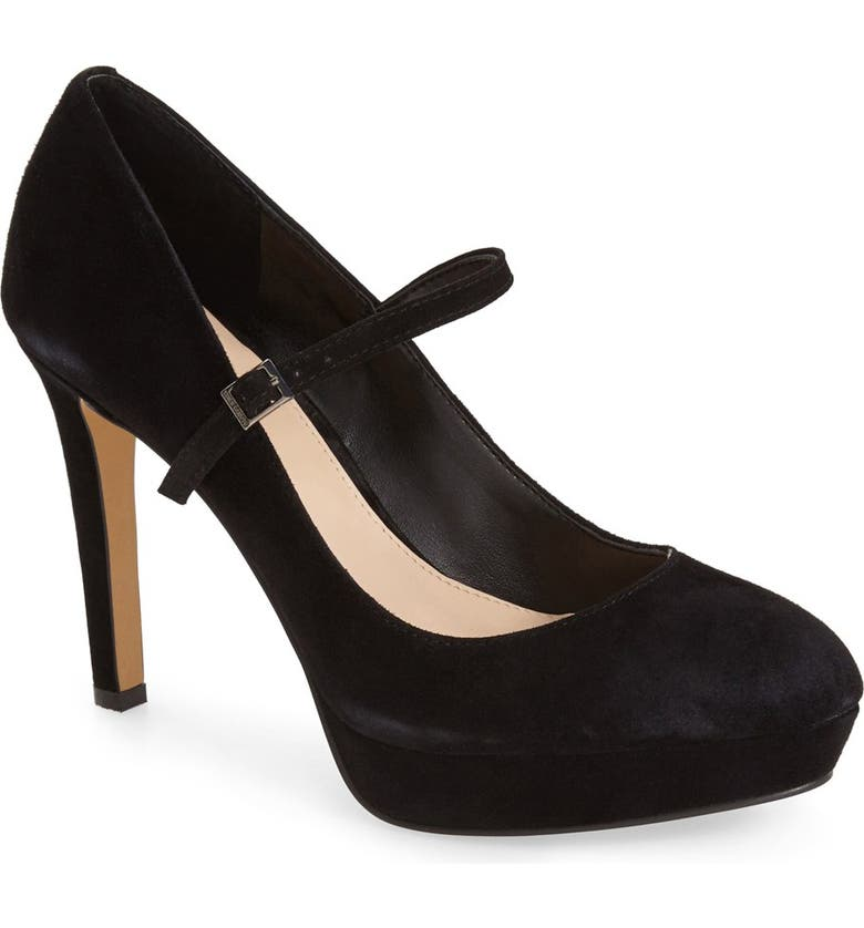 VINCE CAMUTO 'Joshlynn' Mary Jane Pump, Main, color, 001