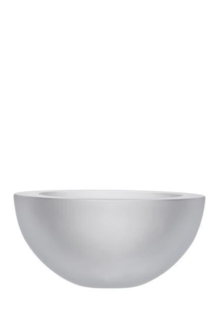 Image of Nude Glass Essence Bowl - Medium - Sandblasted