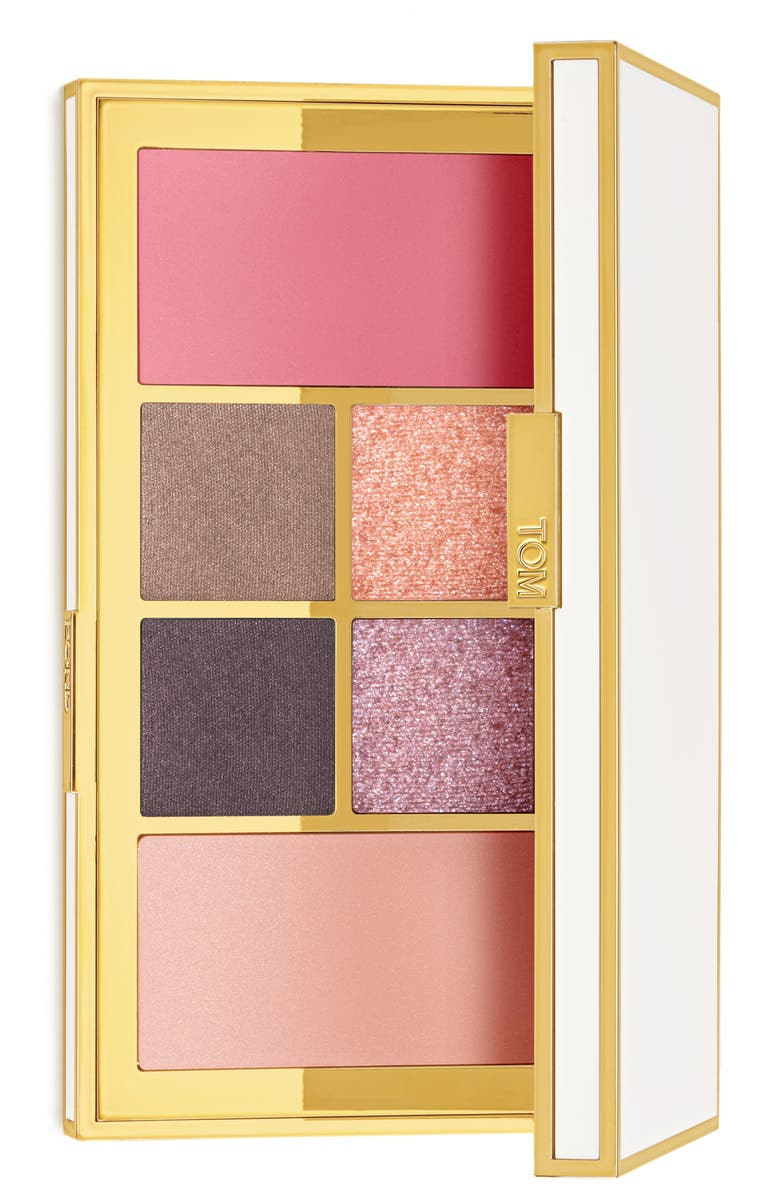 TOM FORD Soleil Eye and Cheek Palette, Main, color, 200