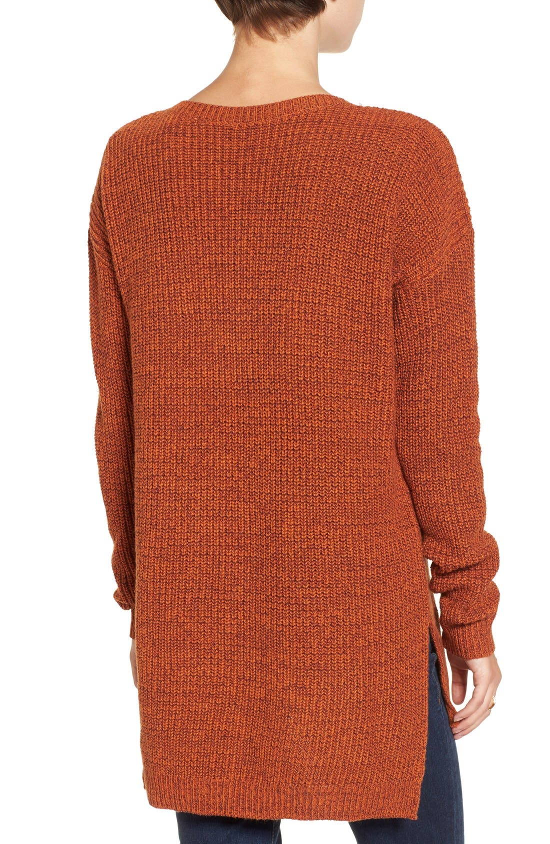 ,                             Textured Knit Pullover,                             Alternate thumbnail 11, color,                             221