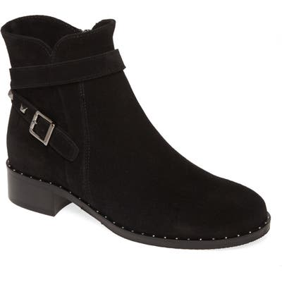 La Canadienne Sailor Waterproof Bootie- Black