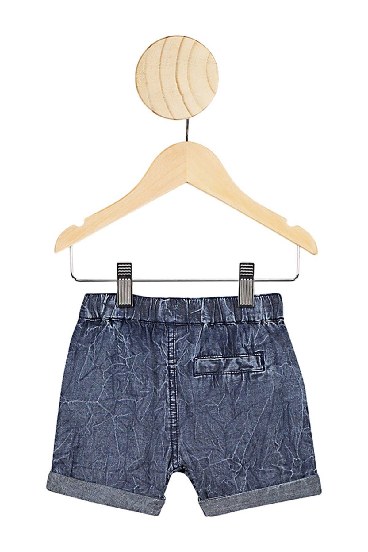 Image of Cotton On Domenic Denim Wash Shorts