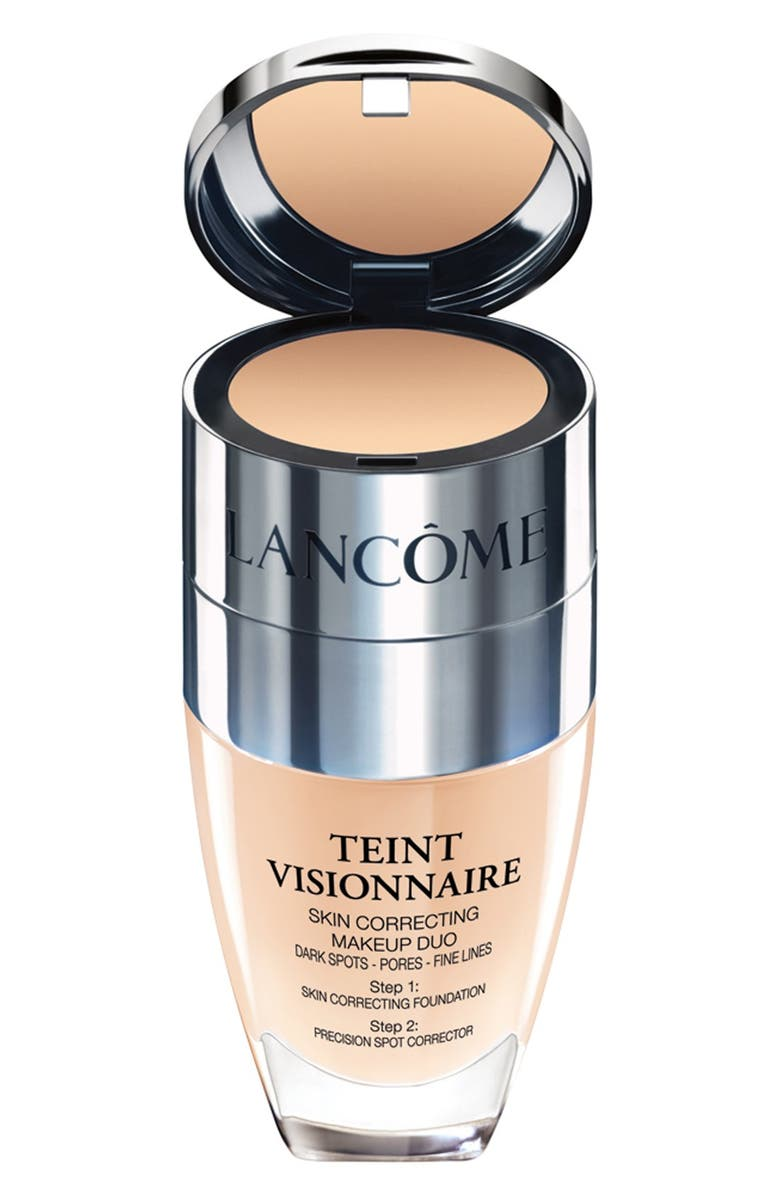 LANCÔME 'Teint Visionnaire' Skin Correcting Makeup Duo, Main, color, 100