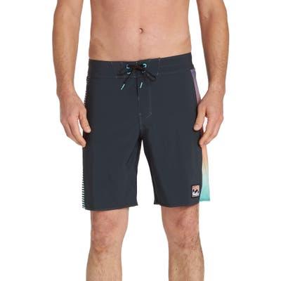 Billabong D Bah Pro Board Shorts, Grey