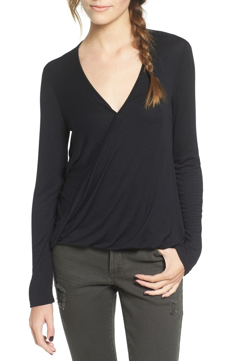 --- Surplice Tee, Main, color, 001