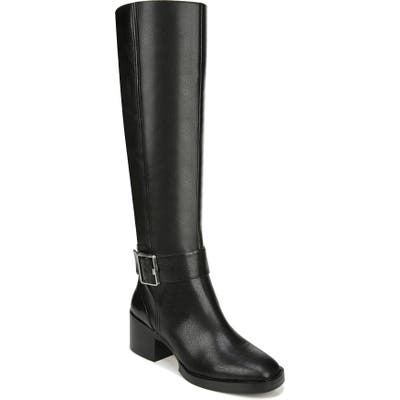 Via Spiga Garnett Tall Boot- Black