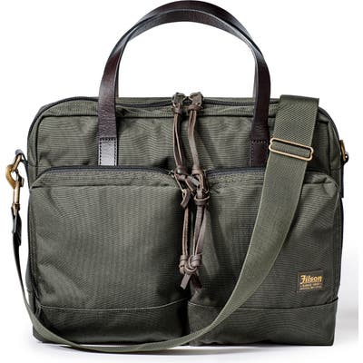 Filson Dryden Briefcase - Green