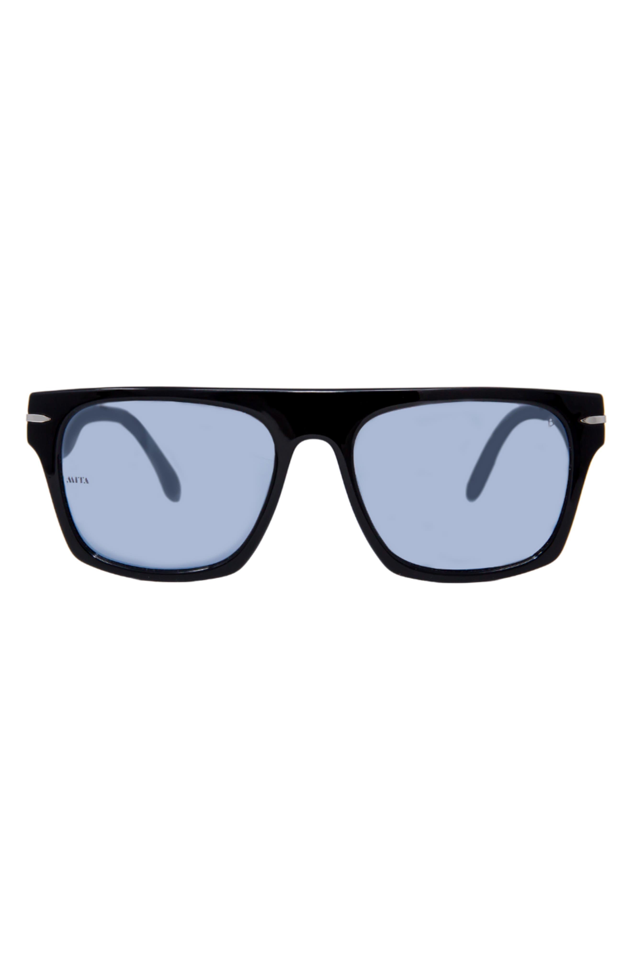 Nile 56mm Rectangular Sunglasses