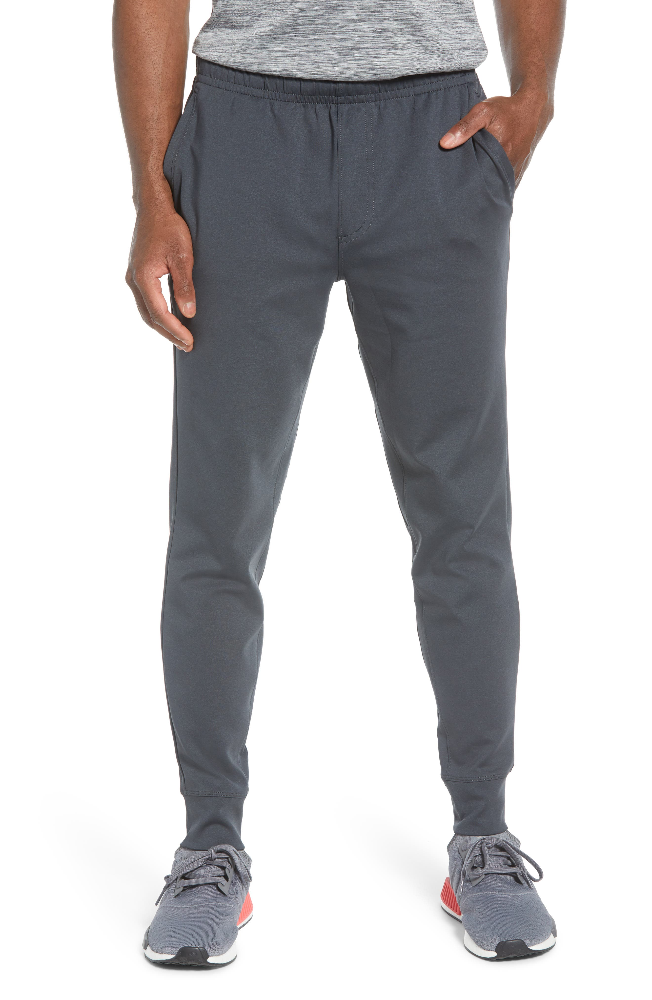 Leisurely tapered-fit joggers provide a lightweight feel to keep you going in stride with a back zip pocket securing your personal items. Style Name: Rhone Spar Joggers. Style Number: 5784901. Available in stores.
