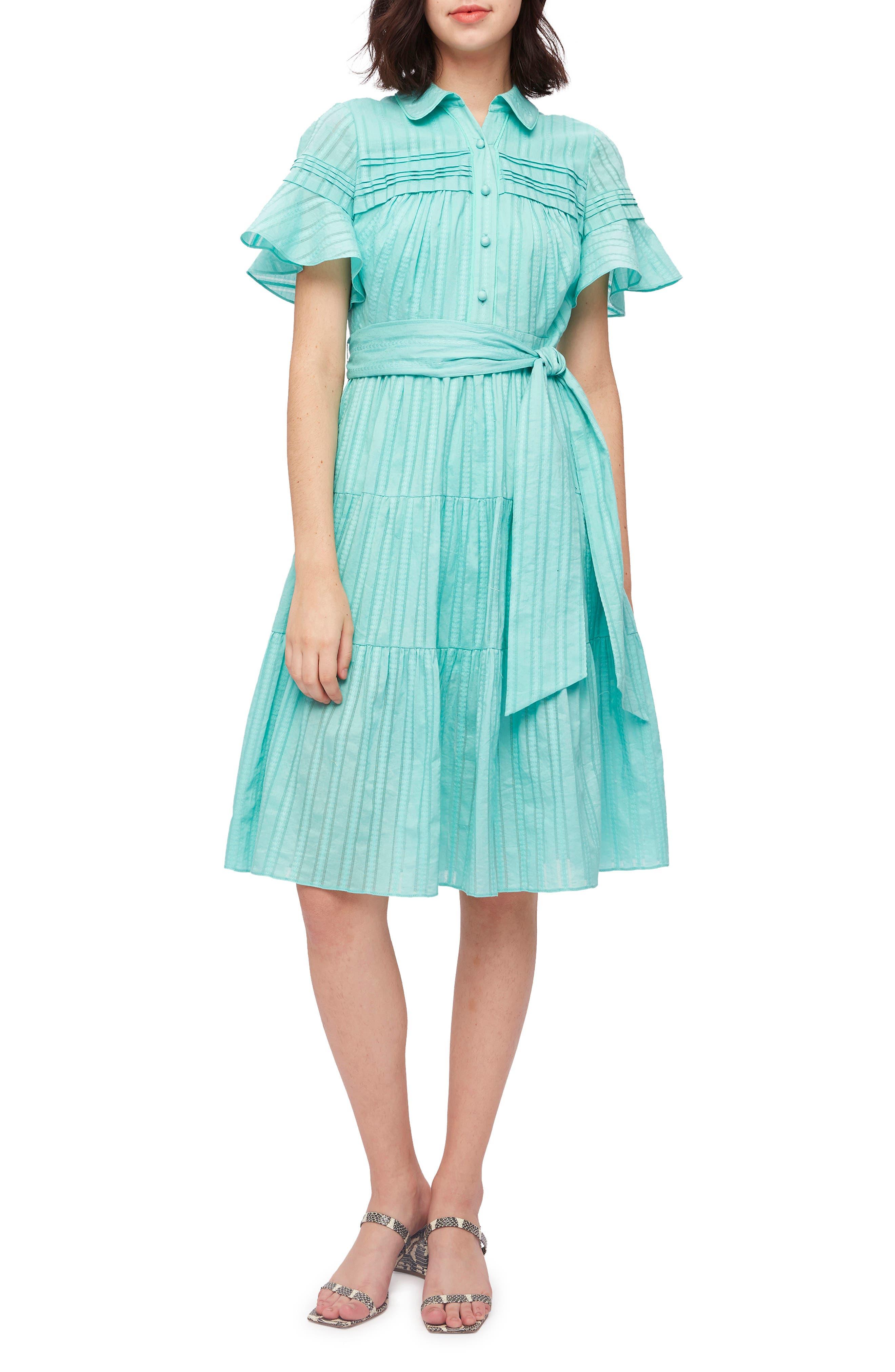 Rachel Tie Waist Dress