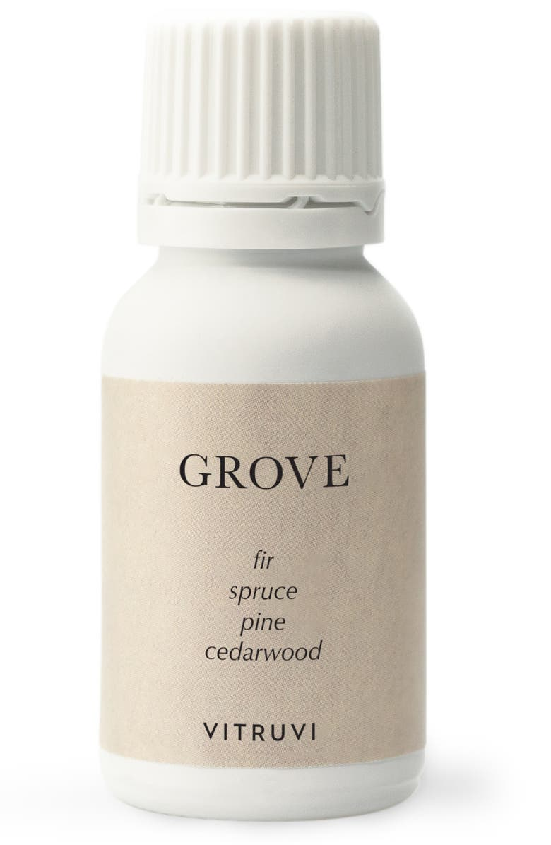 VITRUVI Grove Blend Essential Oil, Main, color, NO COLOR