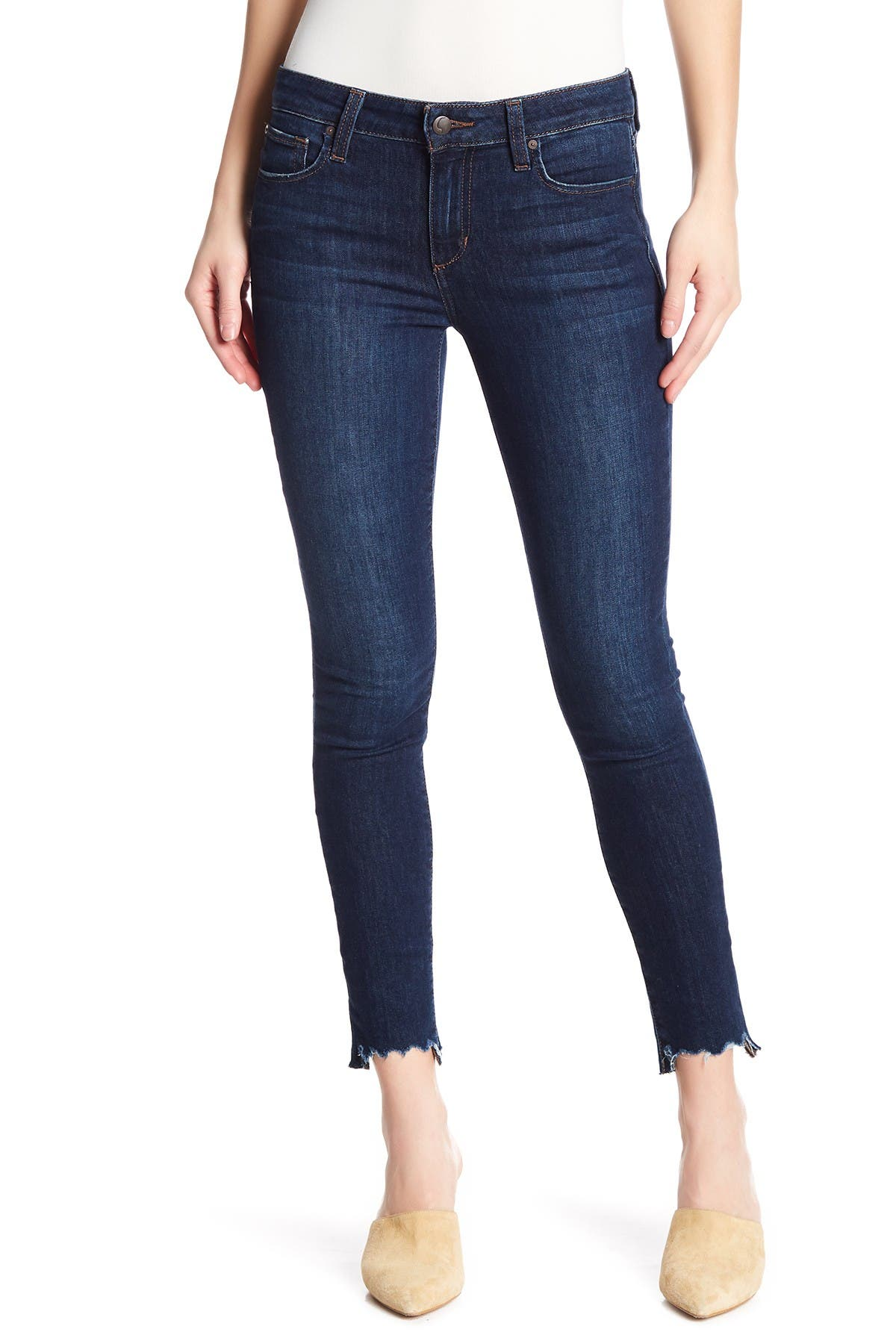 Image of Joe's Jeans Esmerelda Icon Ankle Jeans