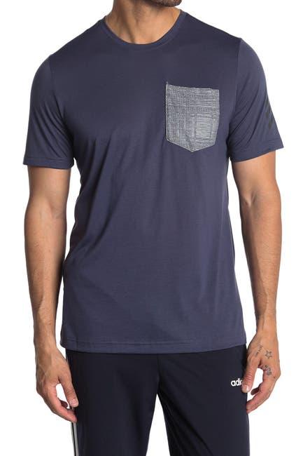 Image of Adidas Golf Adicross Pocket Tee