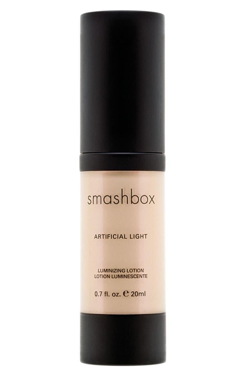 SMASHBOX 'Artificial Light' Luminizing Lotion, Main, color, 001